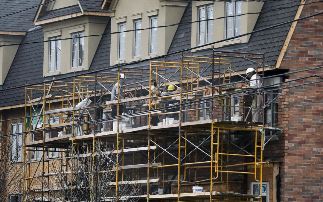 New-Build House Prices in GTA Slide While Condominium Prices Climb